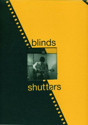 Blinds & Shutters [Signed by George Harrison, etal.]