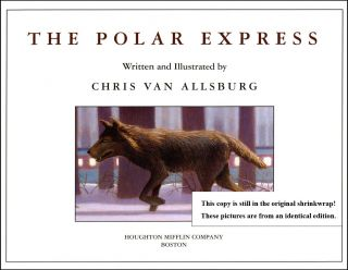 The Polar Express [30th Anniversary Edition with Liam Neeson CD]