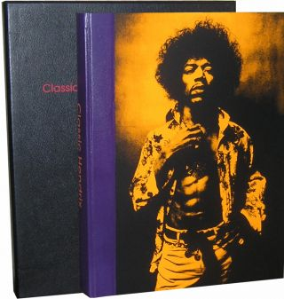 Classic [Jimi] Hendrix [DELUXE Edition]. Joe Perry with Brad Tolinski