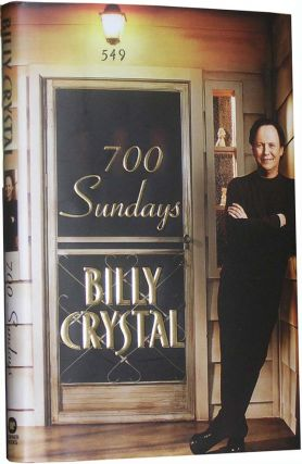 700 Sundays. Billy Crystal