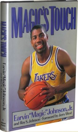"Magic's Touch. Earvin ""Magic"" Jr Johnson, Roy S. Johnson"