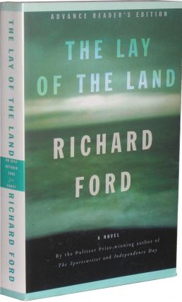 The Lay of the Land - ARC. Richard Ford