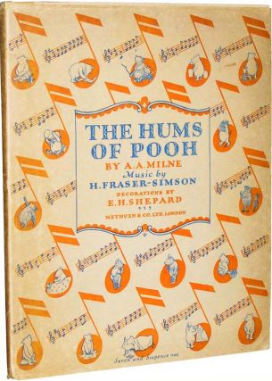 The Hums of Pooh. H. Fraser-Simson with