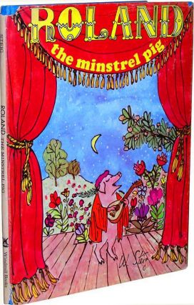 Roland the Minstrel Pig. William Steig