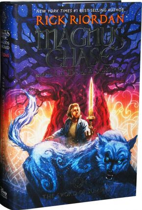 Magnus Chase and the Gods of Asgard (The Sword of Summer, Book 1). Rick Riordan