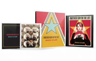 Another Day In the Life: Deluxe Set with signed book and Starr photographic print