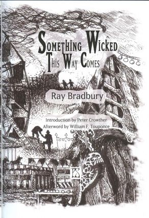 Something Wicked This Way Comes [Scarce Deluxe Signed Lettered Edition]