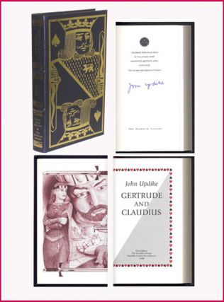Gertrude and Claudius. John Updike