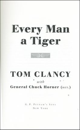 Every Man a Tiger