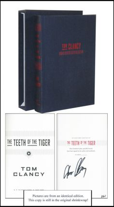 The Teeth of the Tiger. Tom Clancy
