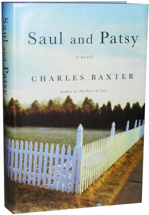 Saul and Patsy. Charles Baxter.